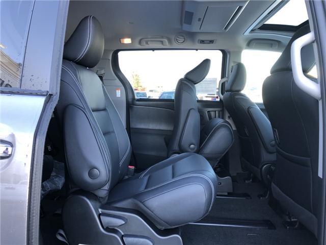 2019 Toyota Sienna SE 7-Passenger (Stk: 190032) in Cochrane - Image 16 of 23