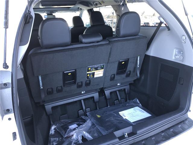 2019 Toyota Sienna SE 7-Passenger (Stk: 190033) in Cochrane - Image 9 of 19