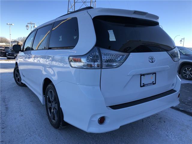 2019 Toyota Sienna SE 7-Passenger (Stk: 190033) in Cochrane - Image 8 of 19