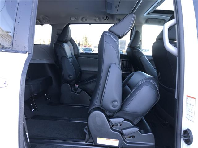 2019 Toyota Sienna SE 7-Passenger (Stk: 190033) in Cochrane - Image 12 of 19
