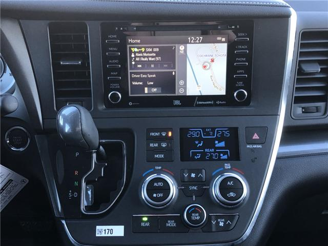 2019 Toyota Sienna Technology Package (Stk: 190023) in Cochrane - Image 4 of 21