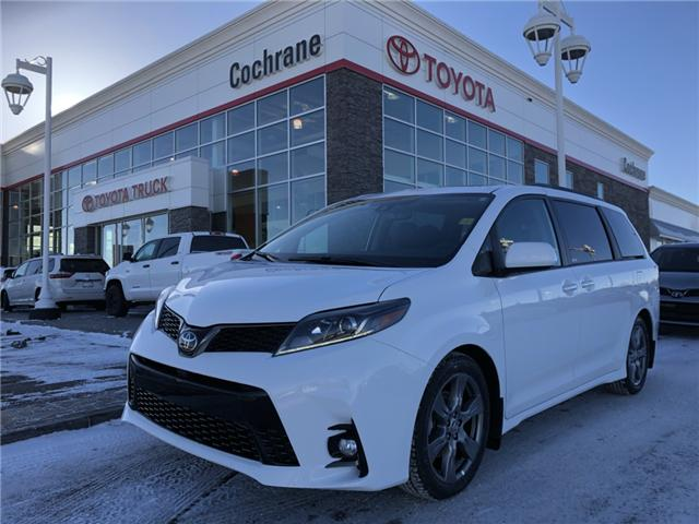 2019 Toyota Sienna Technology Package (Stk: 190023) in Cochrane - Image 1 of 21