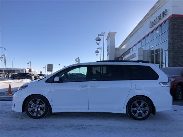 2019 Toyota Sienna Technology Package (Stk: 190023) in Cochrane - Image 6 of 21