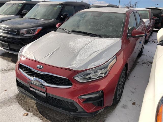 2019 Kia Forte EX Limited (Stk: FO19024) in Mississauga - Image 1 of 5