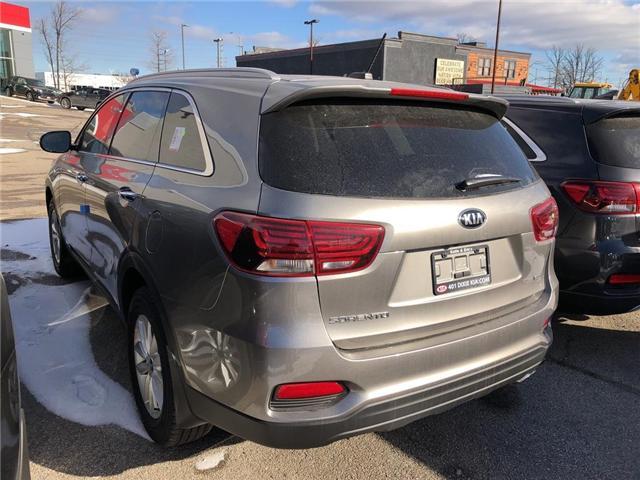 2019 Kia Sorento 2.4L LX (Stk: SO19082) in Mississauga - Image 2 of 5