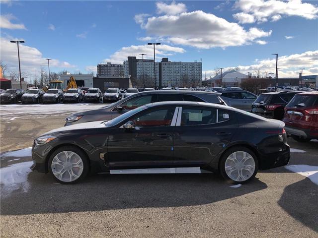 2019 Kia Stinger GT Limited (Stk: SG19006) in Mississauga - Image 2 of 5