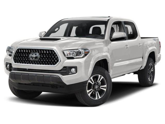 2019 Toyota Tacoma Limited V6 (Stk: N00619) in Goderich - Image 1 of 9