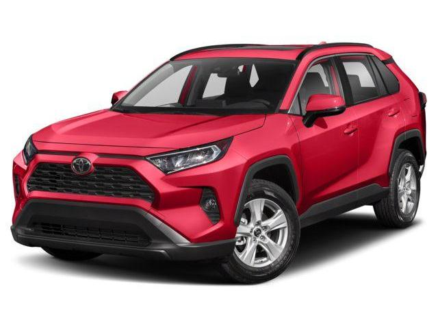 2019 Toyota RAV4 LE (Stk: N00819) in Goderich - Image 1 of 9