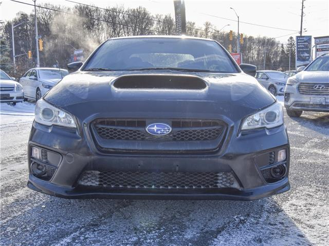 2016 Subaru WRX Base (Stk: P3239A) in Ottawa - Image 2 of 11