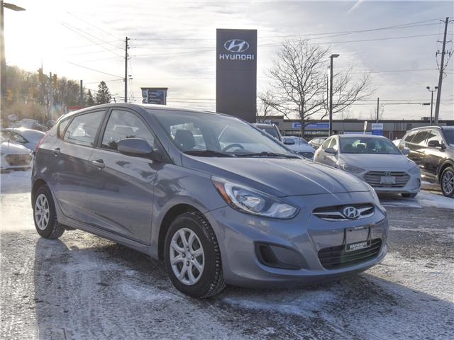 2014 Hyundai Accent GLS (Stk: R95432A) in Ottawa - Image 1 of 11