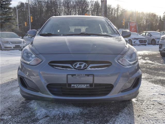 2014 Hyundai Accent GLS (Stk: R95432A) in Ottawa - Image 2 of 11