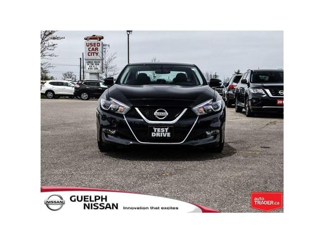 2018 Nissan Maxima SR (Stk: N19329) in Guelph - Image 2 of 21