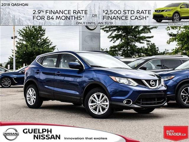 2018 Nissan Qashqai SV (Stk: N19320) in Guelph - Image 1 of 17