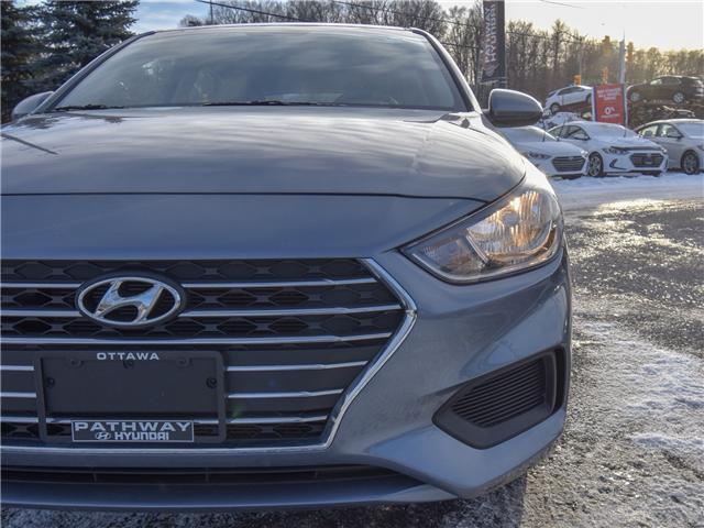 2018 Hyundai Accent GL (Stk: X1239) in Ottawa - Image 3 of 11