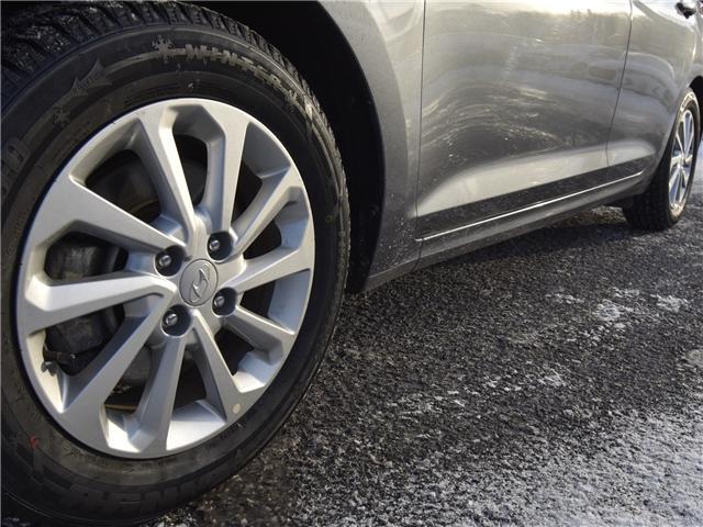 2018 Hyundai Accent GL (Stk: X1239) in Ottawa - Image 4 of 11