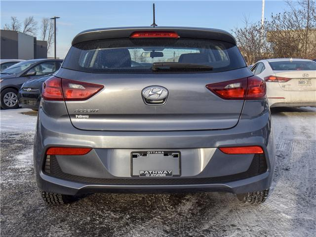 2018 Hyundai Accent GL (Stk: X1239) in Ottawa - Image 7 of 11