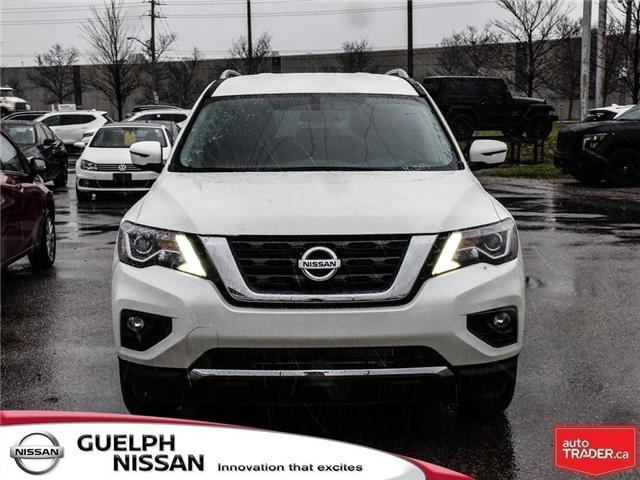 2019 Nissan Pathfinder SV Tech (Stk: N19814) in Guelph - Image 2 of 23