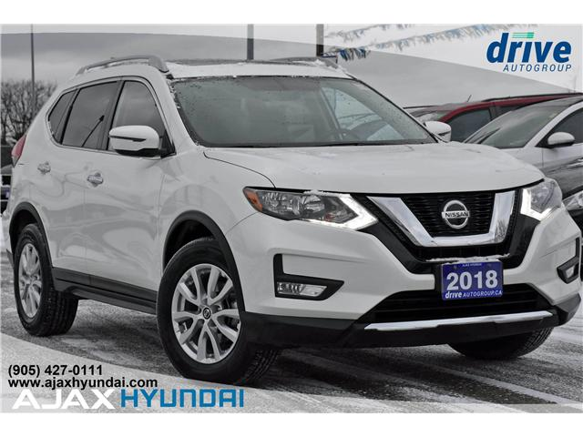 2018 Nissan Rogue SV (Stk: P4631R) in Ajax - Image 1 of 27