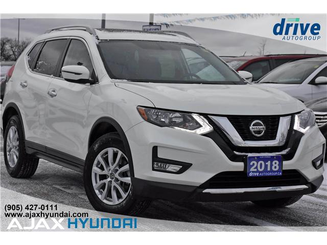 2018 Nissan Rogue SV (Stk: P4632R) in Ajax - Image 1 of 27