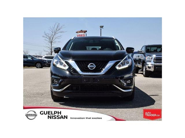 2018 Nissan Murano Platinum (Stk: N19843) in Guelph - Image 2 of 23