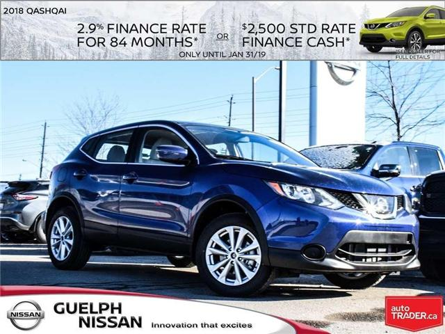 2018 Nissan Qashqai S (Stk: N19849) in Guelph - Image 1 of 21