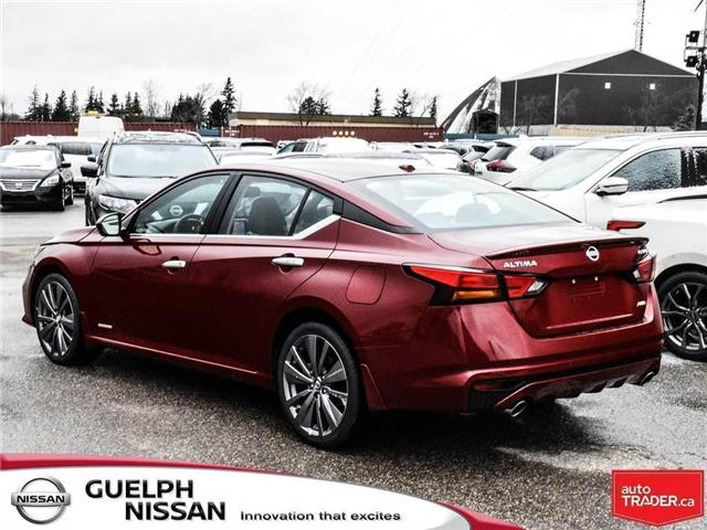 2019 Nissan Altima 2.5 Edition ONE (Stk: N19845) in Guelph - Image 4 of 24