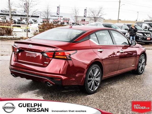 2019 Nissan Altima 2.5 Edition ONE (Stk: N19845) in Guelph - Image 6 of 24