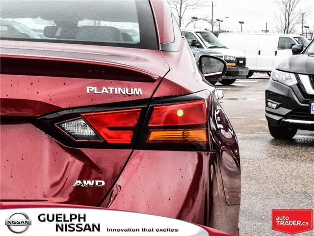 2019 Nissan Altima 2.5 Edition ONE (Stk: N19845) in Guelph - Image 8 of 24