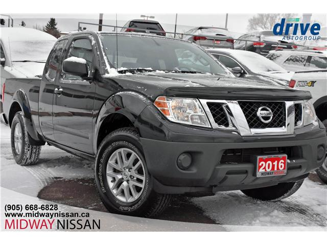 2016 Nissan Frontier S (Stk: U1562) in Whitby - Image 1 of 22