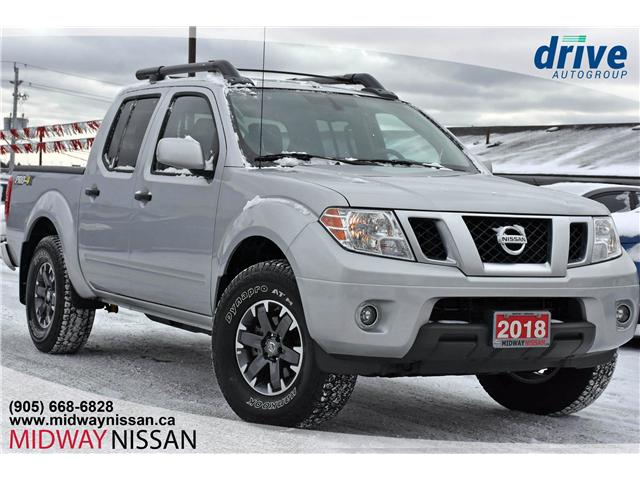 2018 Nissan Frontier PRO-4X (Stk: U1568R) in Whitby - Image 1 of 25