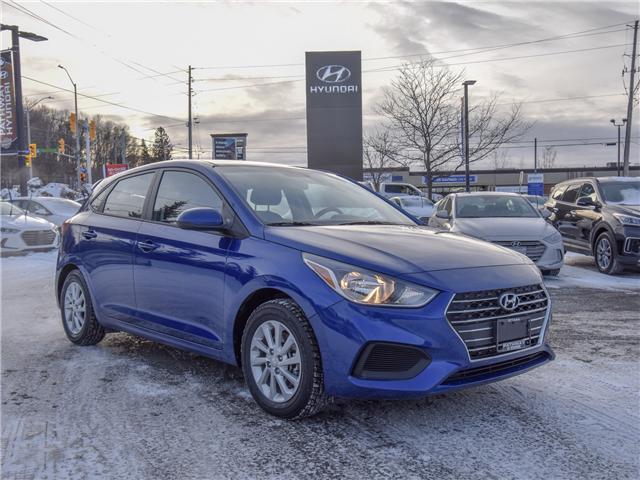 2018 Hyundai Accent GL (Stk: X1240) in Ottawa - Image 1 of 11