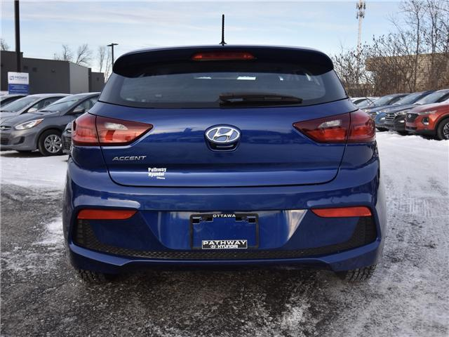 2018 Hyundai Accent GL (Stk: X1240) in Ottawa - Image 7 of 11