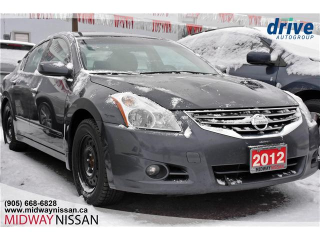 2012 Nissan Altima 2.5 S (Stk: JW154447A) in Whitby - Image 1 of 28