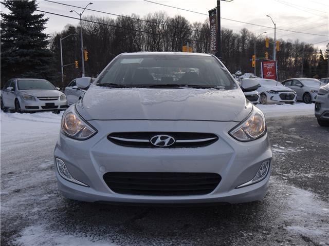 2017 Hyundai Accent GLS (Stk: SL76935) in Ottawa - Image 2 of 11