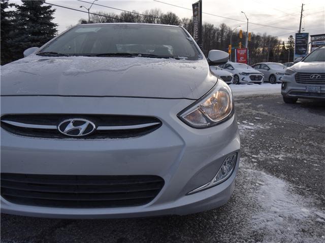 2017 Hyundai Accent GLS (Stk: SL76935) in Ottawa - Image 3 of 11