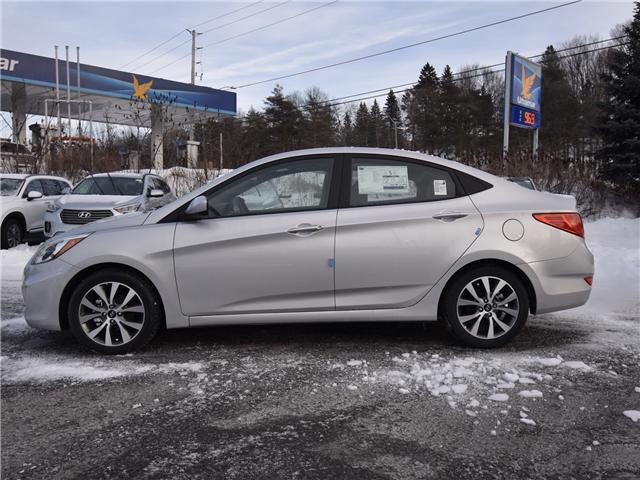 2017 Hyundai Accent GLS (Stk: SL76935) in Ottawa - Image 5 of 11