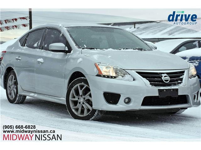 2013 Nissan Sentra 1.8 SV (Stk: JY303020B) in Whitby - Image 1 of 23
