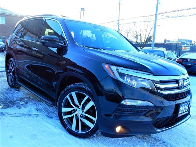 2016 Honda Pilot Touring (Stk: 5FNYF6) in Kitchener - Image 1 of 30