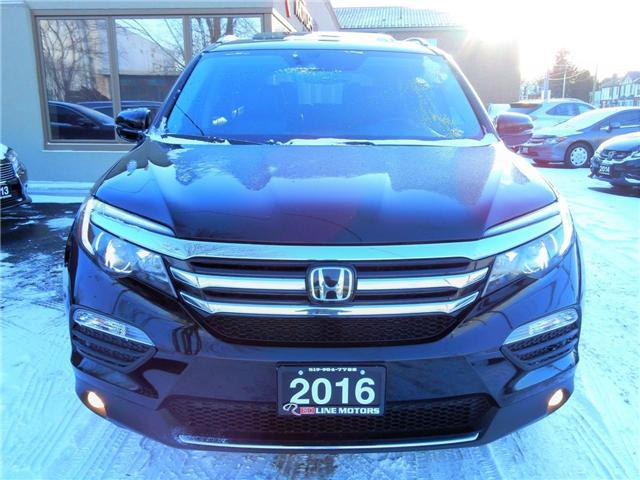 2016 Honda Pilot Touring (Stk: 5FNYF6) in Kitchener - Image 2 of 30