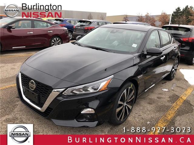 2019 Nissan Altima 2.5 Platinum (Stk: Y5508) in Burlington - Image 1 of 5