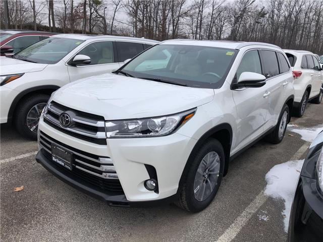 2019 Toyota Highlander XLE (Stk: 198033) in Burlington - Image 1 of 5