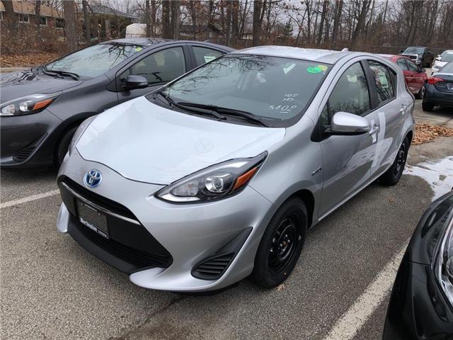 2019 Toyota Prius C Upgrade (Stk: 197006) in Burlington - Image 1 of 5
