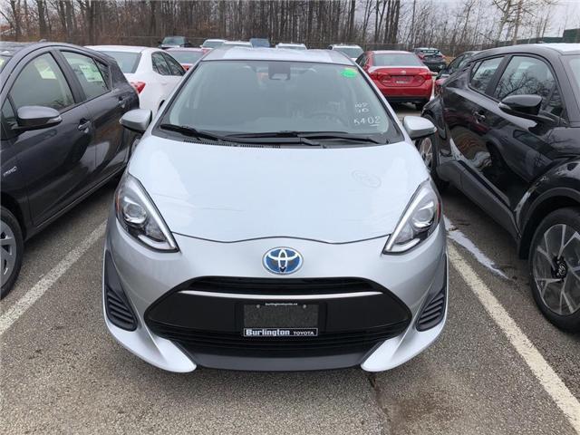2019 Toyota Prius C Upgrade (Stk: 197006) in Burlington - Image 2 of 5
