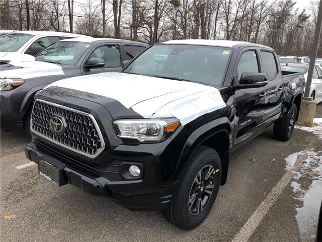 2019 Toyota Tacoma SR5 V6 (Stk: 194017) in Burlington - Image 1 of 5