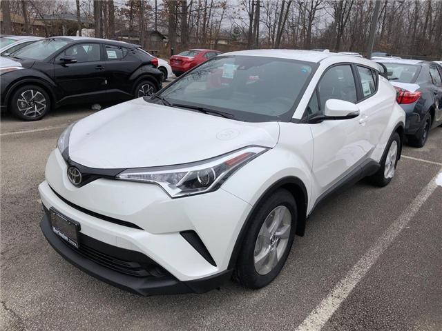 2019 Toyota C-HR XLE (Stk: 190016) in Burlington - Image 1 of 5