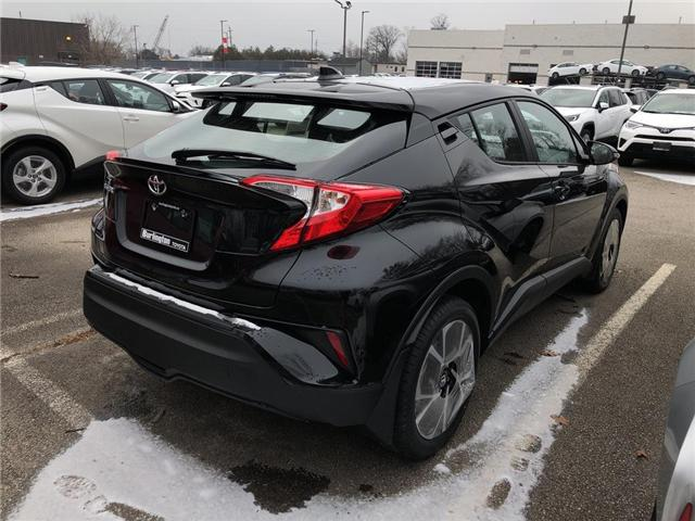 2019 Toyota C-HR XLE (Stk: 190018) in Burlington - Image 5 of 5