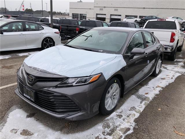 2019 Toyota Camry LE (Stk: 193020) in Burlington - Image 1 of 5
