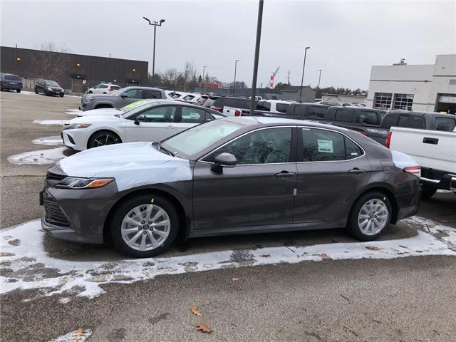 2019 Toyota Camry LE (Stk: 193020) in Burlington - Image 2 of 5
