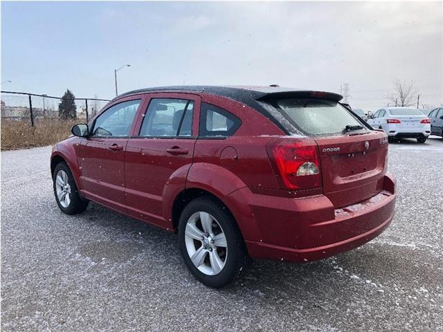 2010 Dodge Caliber-SXT Uptown (Stk: M9950A) in Scarborough - Image 3 of 21