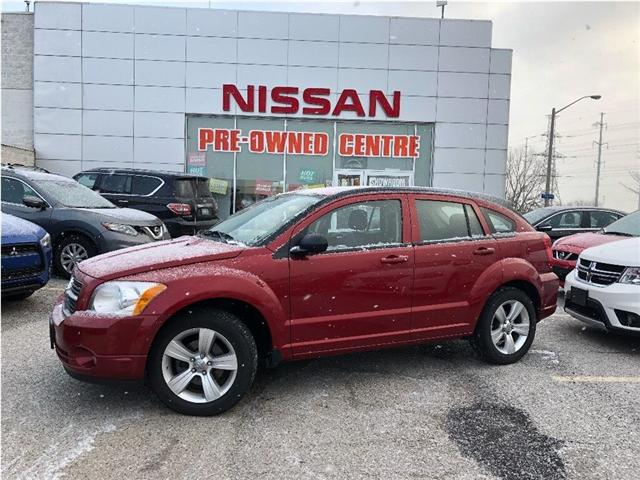 2010 Dodge Caliber-SXT Uptown (Stk: M9950A) in Scarborough - Image 9 of 21